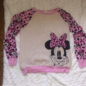 Disney sleepwear set. SMALL